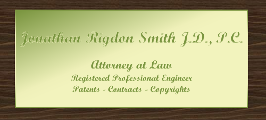 Jonathan Rigdon Smith J.D. P.C.